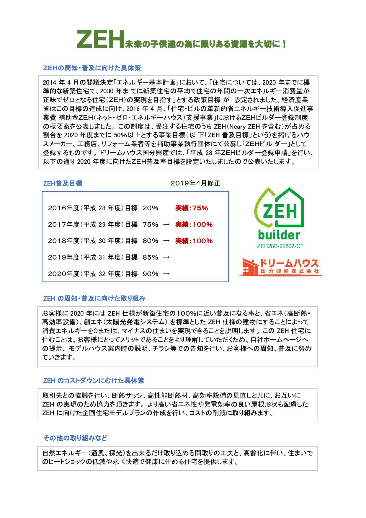 HP掲載ZEH文章